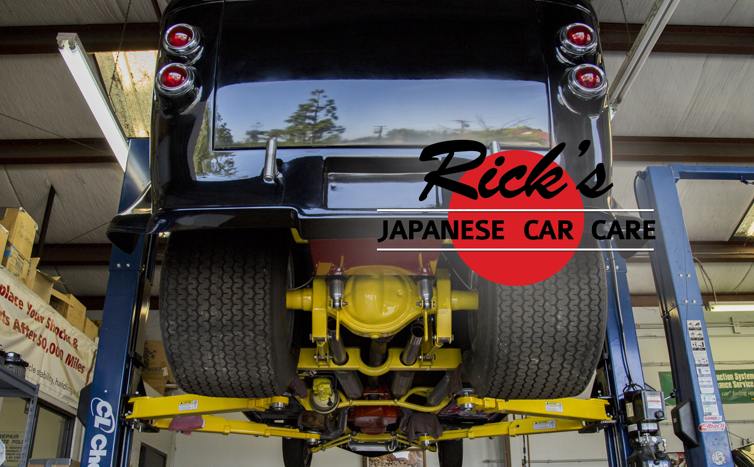 Ricks Japanese Car Care