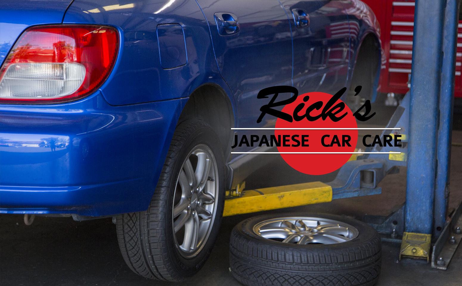Ricks Japanese Car Care